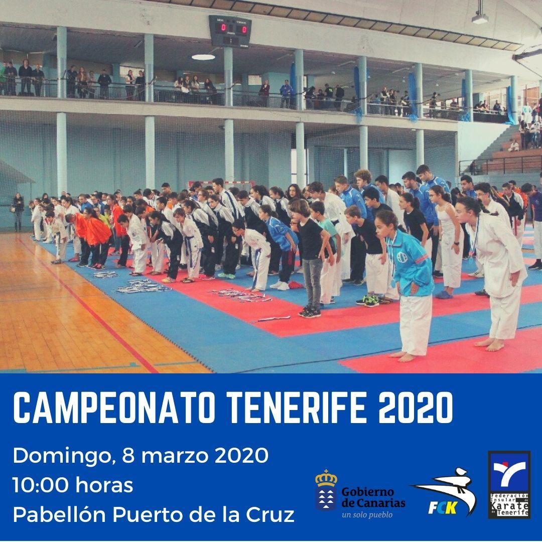 Campeonato de Tenerife 2020