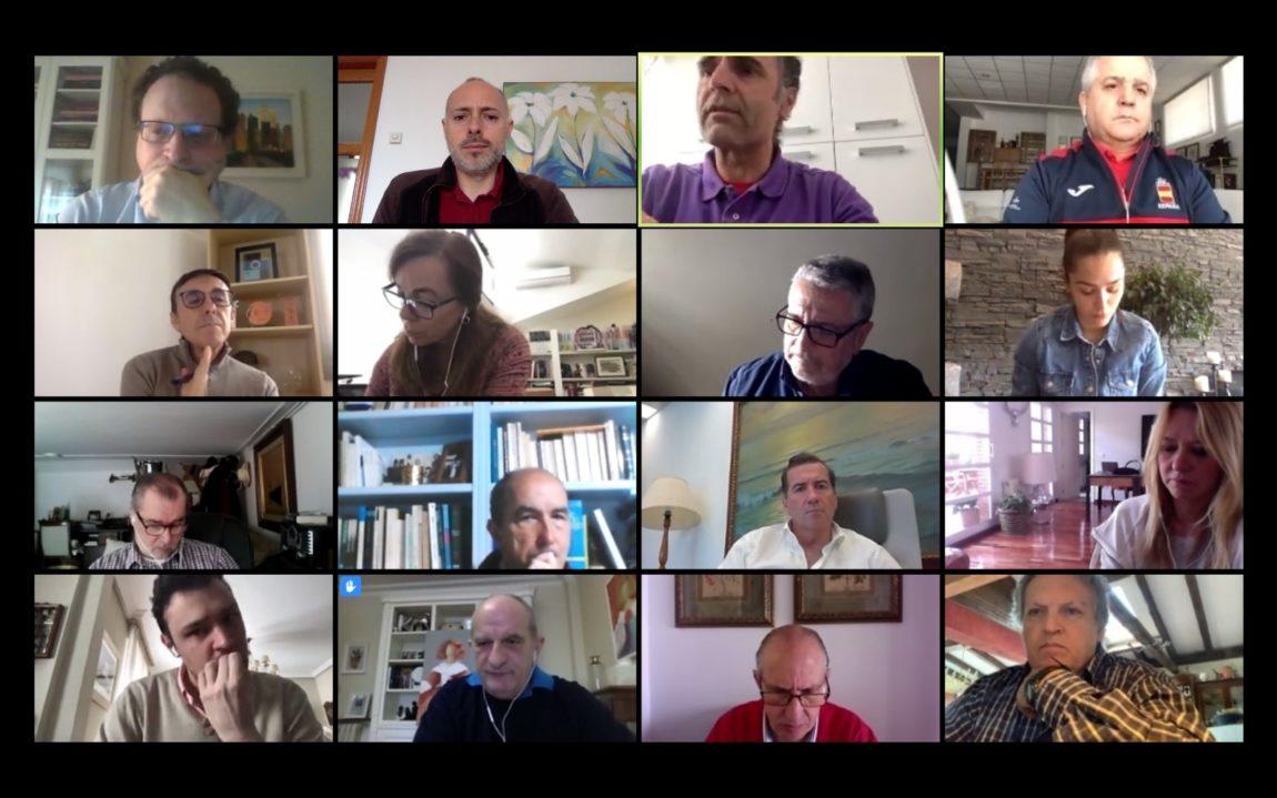 Diputados y senadores con la UFEDC