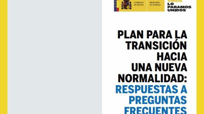 Plan de transición: preguntas frecuentes