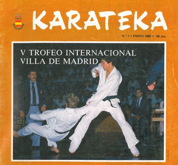 #1 Revista Karateca