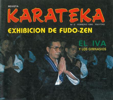 #2 Revista Karateca