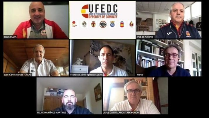 Carta de la UFEDC al CSD