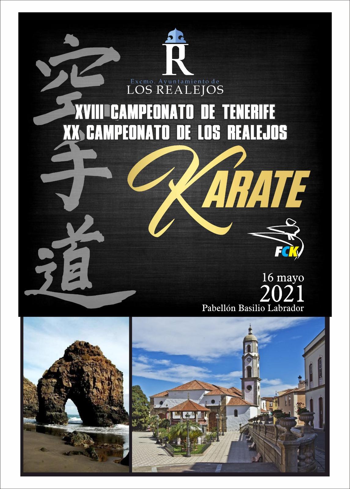 Campeonato de Tenerife – Los Realejos 2021